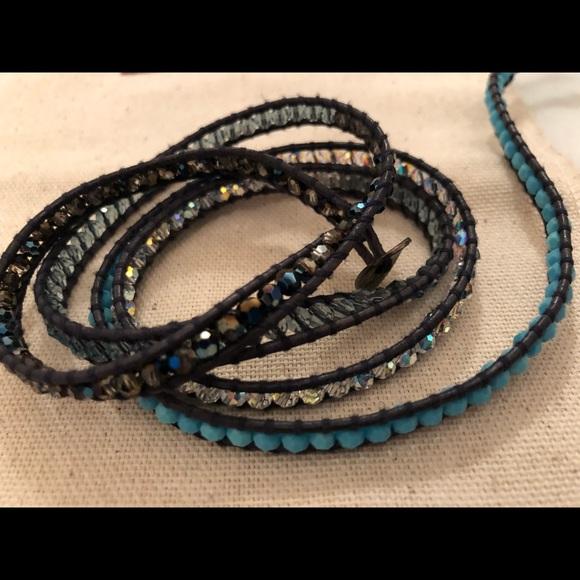 boutique de sortie comment choisir San Francisco Chan Luu Wrap Bracelet